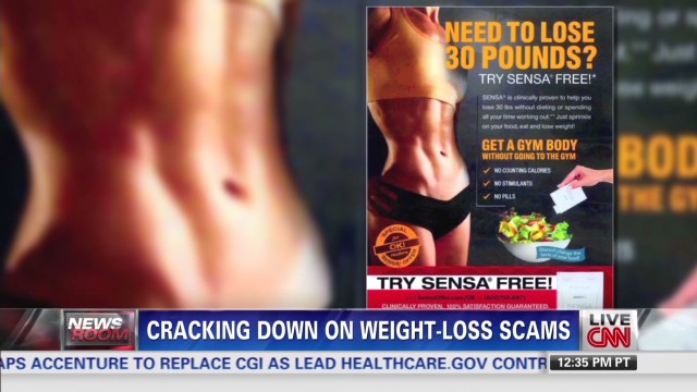 FTC cracks down on weight-loss scams