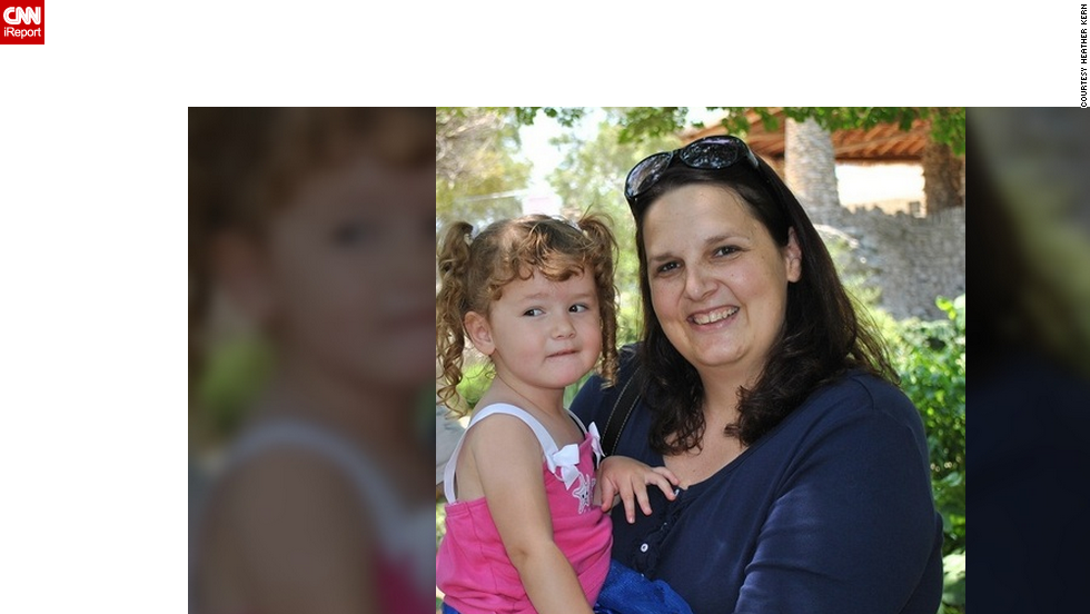 "After giving birth to her daughter in 2008, <a href=""http://ireport.cnn.com/docs/DOC-1074524"">Heather Kern's</a> life changed. She found out she had congenital heart disease and starting gaining weight because of her medications, overeating and inactivity."