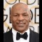 17 golden globes red carpet - Mike Tyson