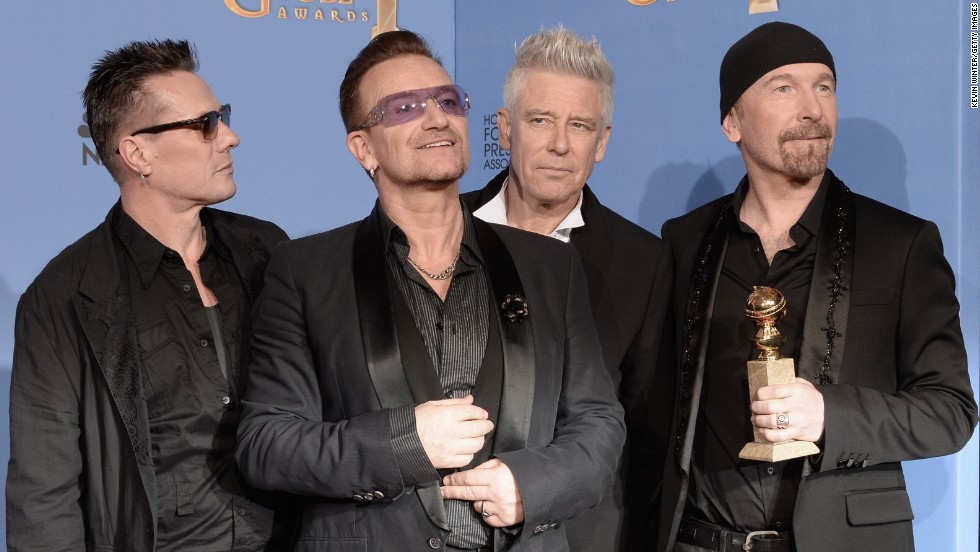 "<strong>Worst: </strong>While it was nice of U2 to want to give away its music for free, as it did with the surprise album ""Songs of Innocence,"" it was not nice of the band to try to force it upon all of us. After its unveiling during an Apple announcement, ""Songs of Innocence"" was added to the music libraries of iTunes users as a ""purchased"" album -- whether they wanted it or not. <a href=""http://www.washingtonpost.com/blogs/the-switch/wp/2014/09/16/you-can-now-remove-that-u2-album-from-your-iphone/"" target=""_blank"">Apple had to come up with a tool to remove it</a> to satisfy the iTunes users furiously Googling ""how to get rid of U2 album."""