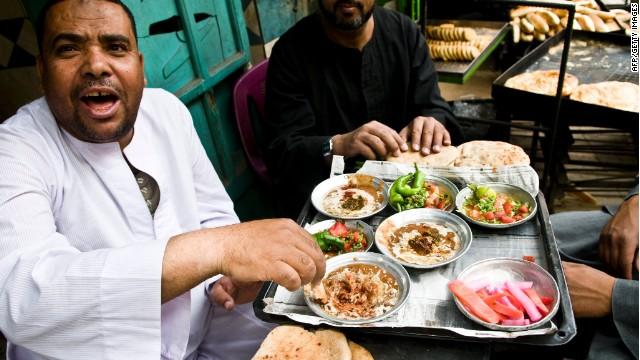 Reinventing Egyptian street food