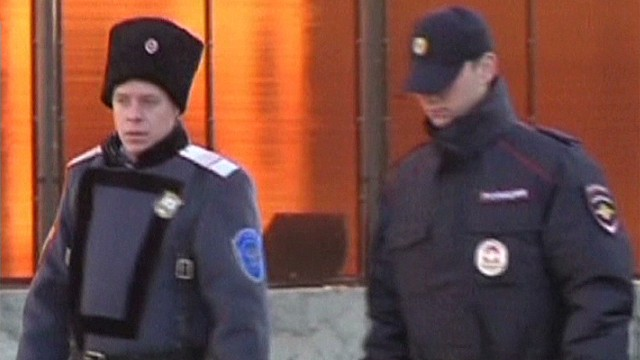Security tightened in Sochi