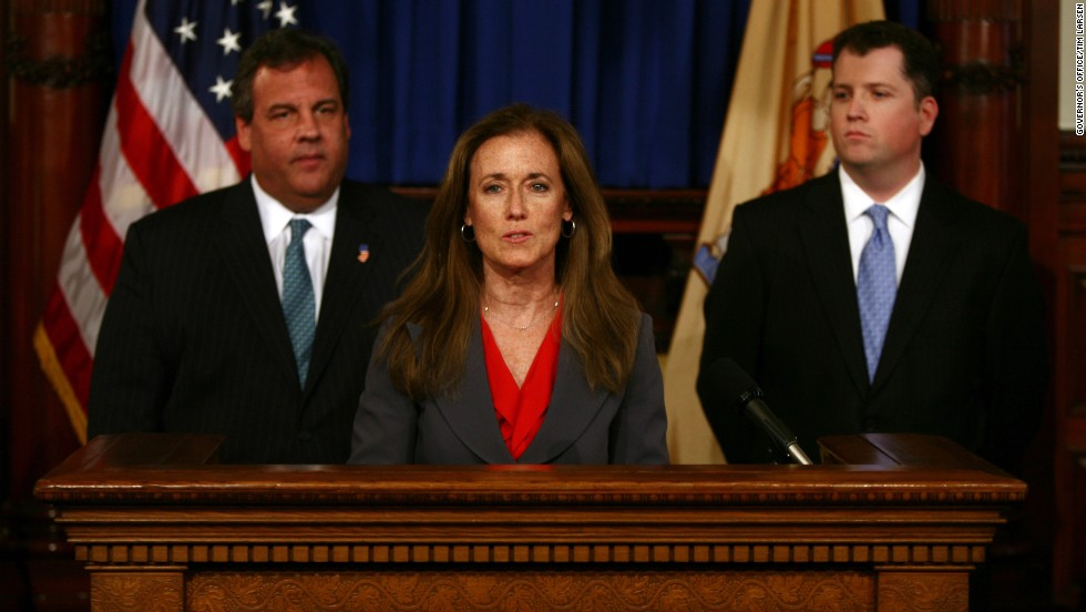 E-mails suggest Regina Egea, then a senior staffer and the governor's point person to the Port Authority and other agencies, was aware of concerns the George Washington Bridge lane closures were not part of an ongoing traffic study as the Christie administration initially claimed. She's now Christie's incoming chief of staff and has also been subpoenaed by the state Assembly committee.
