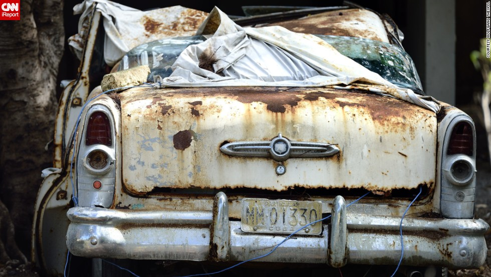 In 2013, the Cuban government eased restrictions on buying a car in the country, which means these old beauties may have a limited shelf life.