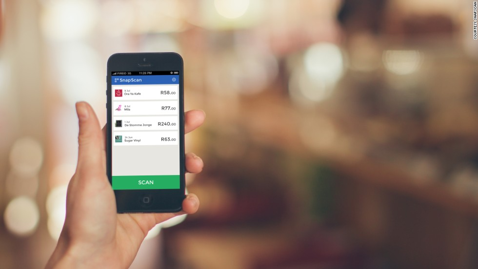 """Winner of the App of the Year Award in South Africa, <a href=""http://www.snapscanapp.com/"" target=""_blank"">SnapScan</a> is a smart way of handling digital payments. Big things are expected of it."""