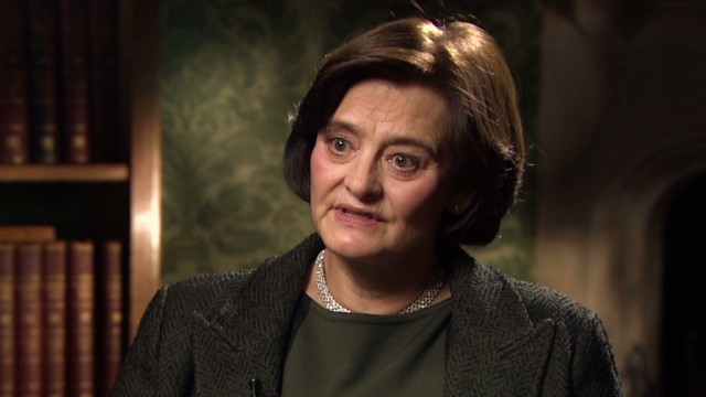 Why Cherie Blair refused to adjourn her career