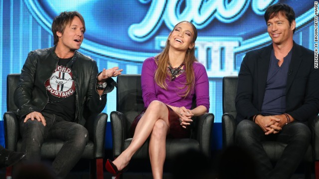 "Keith Urban, Jennifer Lopez and Harry Connick Jr. will be returning to ""American Idol"" as judges."