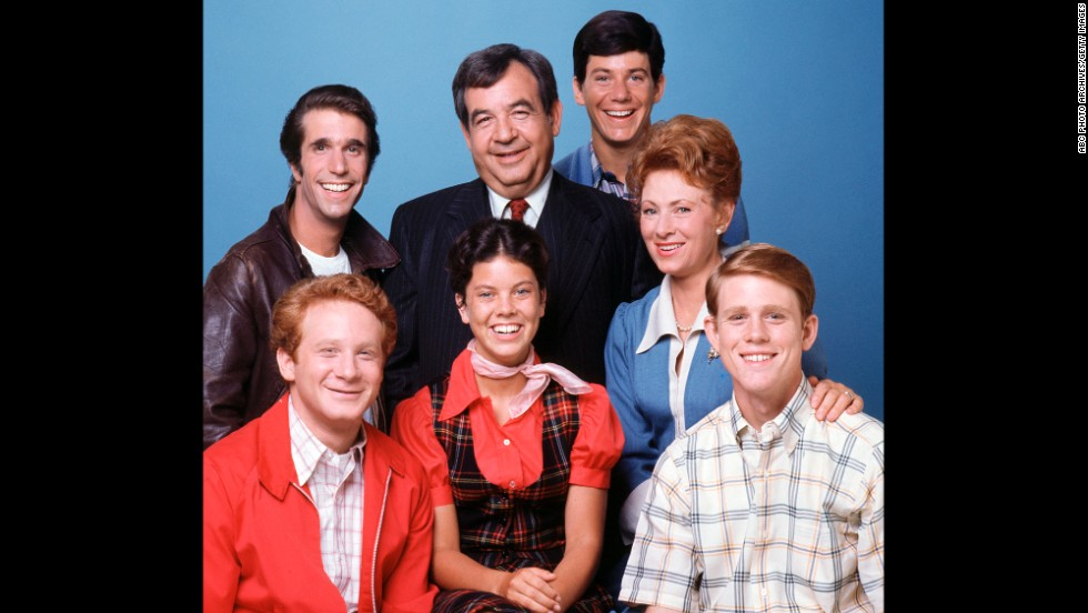 "Believe it or not, it was 40 years ago that we were introduced to the Cunninghams and Arthur Fonzarelli. With its wholesome family set in 1950s Milwaukee, ""Happy Days"" made stars of its cast and become a permanent part of America's pop culture. Here's what Fonzie and the gang have gone on to do."