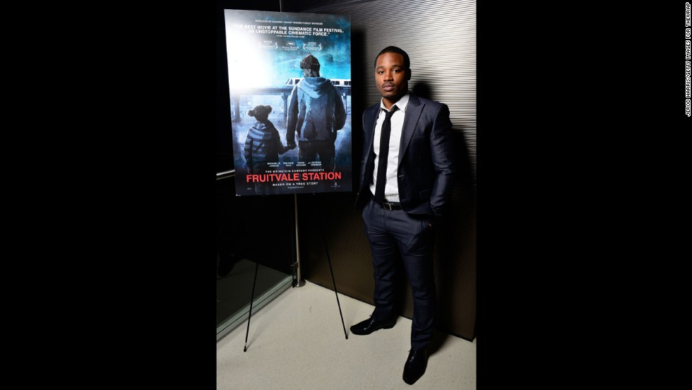 "Ryan Coogler, just 27, has received raves for his direction of ""Fruitvale Station."""