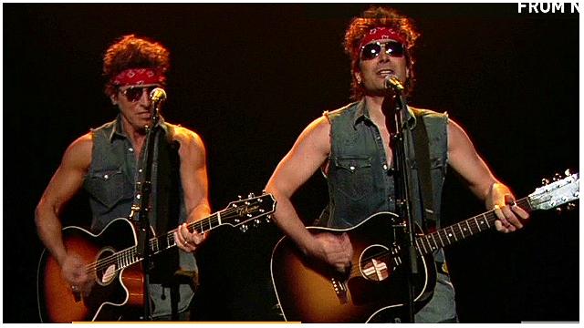Springsteen & Fallon mock bridge scandal