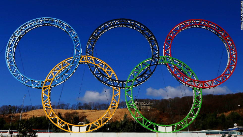 Never before has so much been spent on an Olympics. So far the bill is $50 billion and rising...