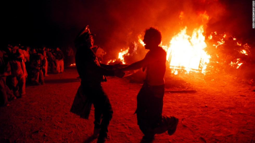 "A lot is said about that festival in the Nevada desert. Why not witness ""the Burn"" for yourself?"