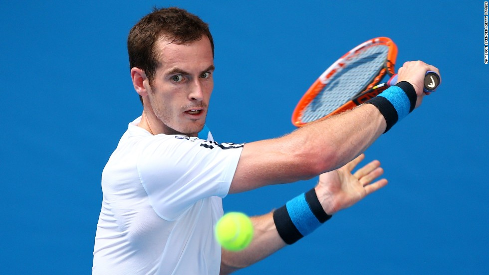 Men's fourth seed Andy Murray is a long-term practitioner of bikram yoga. Clearly comfortable in the heat, he's reached the final in Melbourne in three of the last four years, though the Scot has questioned if the players' health is being put at risk.