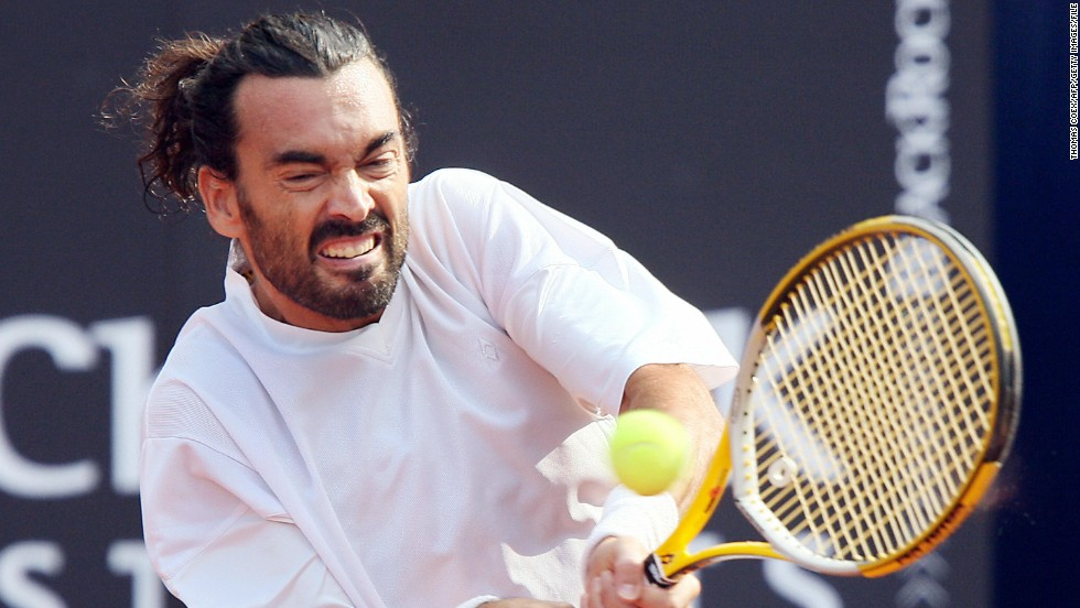 Spain's two-time French Open winner Sergi Bruguera started coaching France's Richard Gasquet in February 2014.