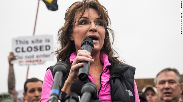 Palin to Obama: Put down the 'race card'