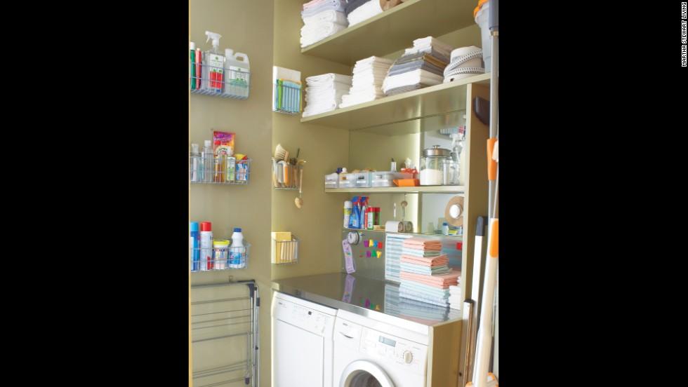martha streamlined laundry 1