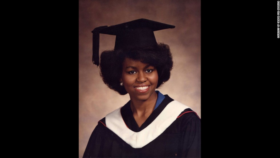 michelle obamas senior sociology thesis The first princeton alumna and african american to serve as america's first lady, michelle obama — shown for her senior thesis in sociology, obama took a.