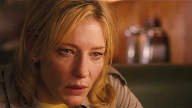 Cate Blanchett up for 'Blue Jasmine'