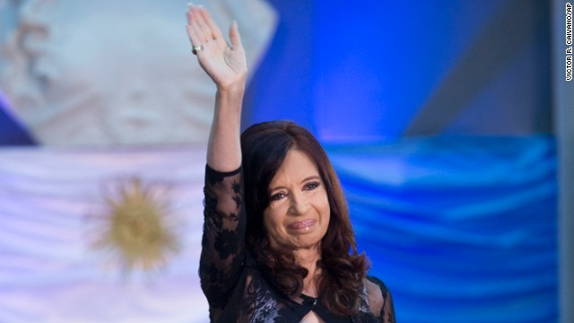 Argentine President Cristina Fernandez de Kirchner is back on the grid after more than a month without making a public appearance. Her temporary exit from the public stage sparked widespread speculation about her health and questions from critics about who was running the country.