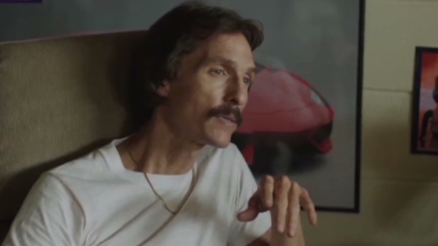 McConaughey up for 'Dallas Buyers Club'