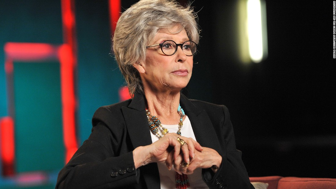 "Actress <strong>Rita Moreno</strong> is a member of the exclusive EGOT club, having won an Emmy, Grammy, Oscar and Tony in her wide-ranging career. She is best known for her work in ""West Side Story,"" ""Singing in the Rain"" and ""The Ritz."""