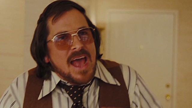 Christian Bale's Oscar-worthy scene?