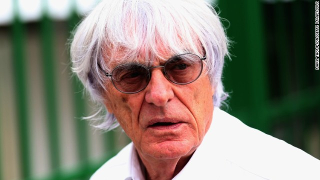 F1's Ecclestone to stand trial for bribery