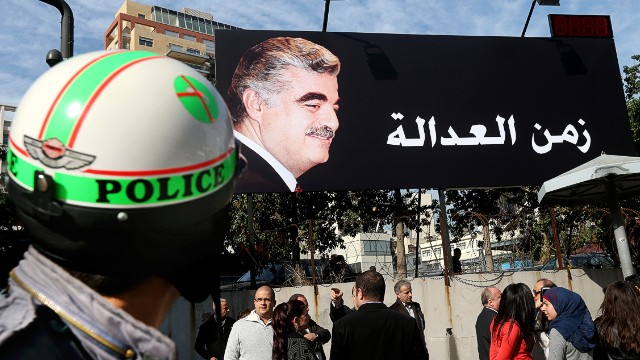 Hariri trial begins without accused assassins