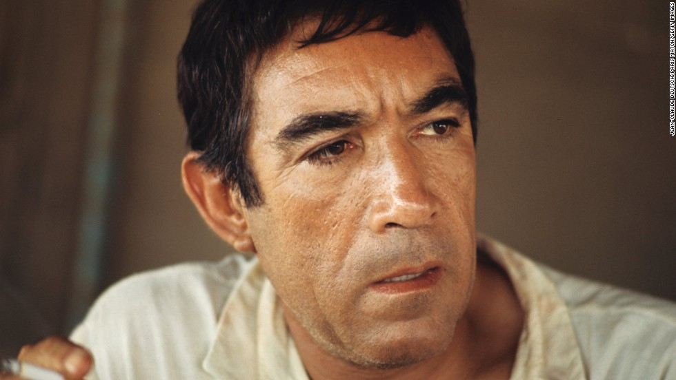 Legendary actor Anthony Quinn was born in Chihuahua, Mexico, in the midst of the Mexican Revolution in the early 20th century. His father was half-Irish and his mother was Mexican-Indian. At 8 months old, Quinn came to Texas with his mother, who hid him in a coal wagon to escape the war.