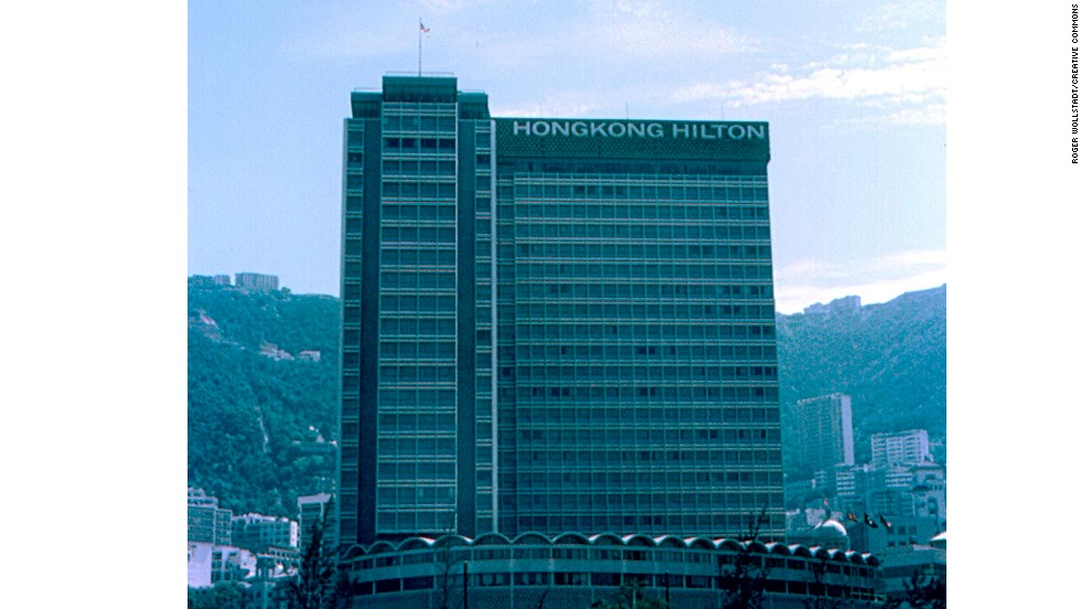 Countless thirsty travelers saved and their wallets thinned -- all thanks to one Hilton executive who, in 1974, was inspired to stock overpriced liquors in all 840 rooms, in the Hilton's Hong Kong property.The minibar invention was said to have led to a 500% increase in room-service drink sales and a 5% boost to the company's net income that year.
