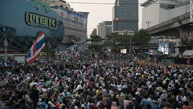 Bangkok protests hurting Thailand tourism