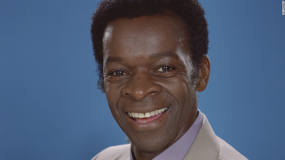 Brock Peters (pictured in 1986) received the award for 1990.