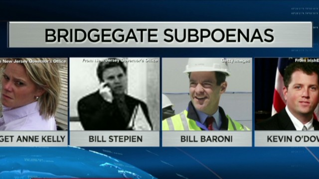 Key players subpoenaed in bridge scandal