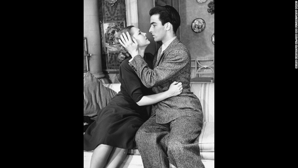 """Actors Montgomery Clift and Elisabeth Fraser, both born in 1920, starred in the 1941 Pulitzer Prize-winning drama """"There Shall Be No Night."""" Later, Clift's Hollywood acting career garnered four Academy Award nominations, while Fraser went on to a career in film and TV."""