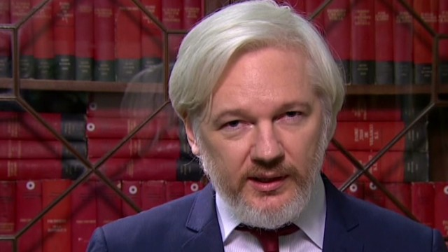 Assange: This is 'embarrassing' for Obama