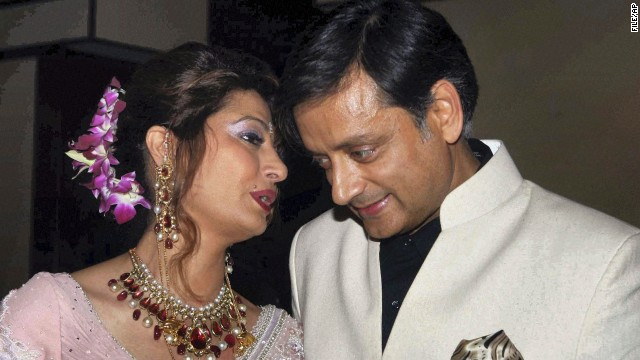 Wife of Indian minster found dead in hotel