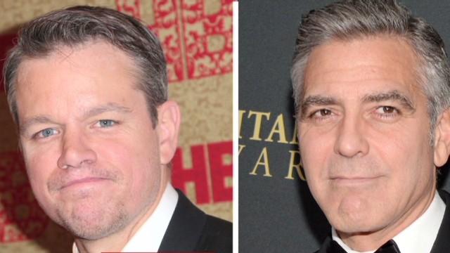 Clooney's clever prank on Matt Damon