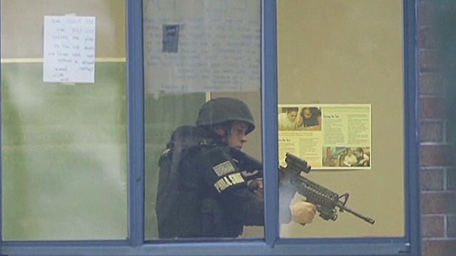 Second school shooting suspect in custody