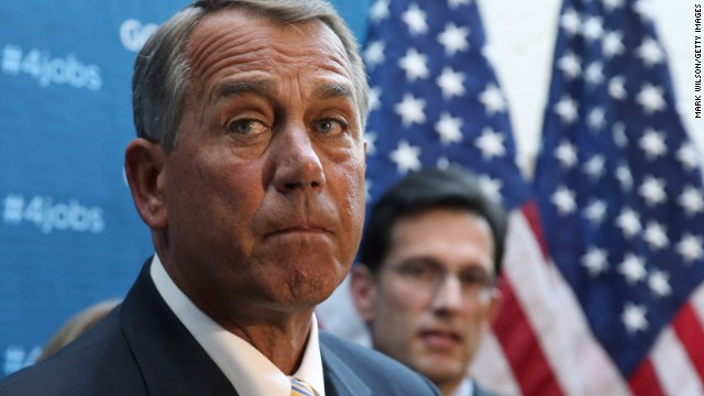 "House conservatives want a ""bold vision"" from Speaker John Boehner instead of limiting the caucus' agenda to attacking Obamacare."