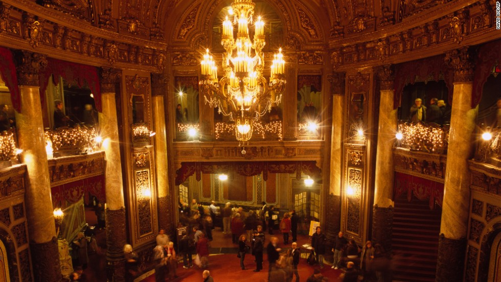 Loew's Jersey Theatre, a not-for-profit historic landmark built in 1929, has hosted  Bing Crosby, Duke Ellington and Jean Harlow. It also shows movies and hosts other events.