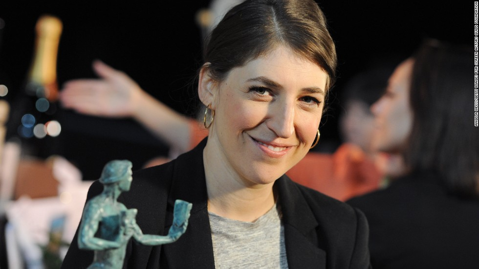 Mayim Bialik January 15