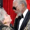 sag red carpet - Rita Moreno and Morgan Freeman
