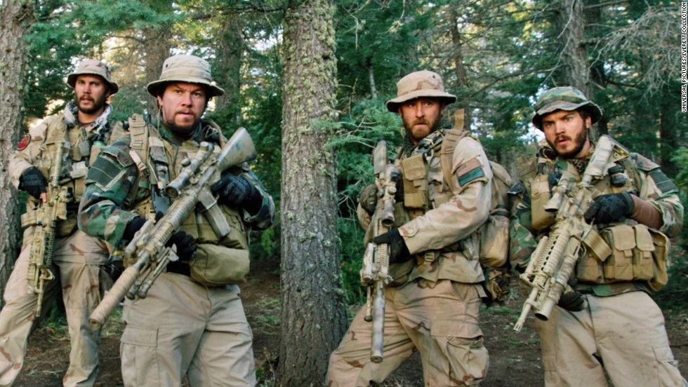 "<strong>Outstanding action performance by a stunt ensemble in a motion picture: </strong>""Lone Survivor"""