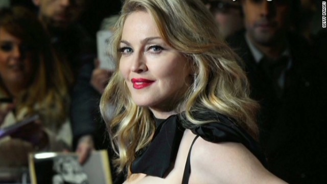 Madonna slammed for 'N-word' use