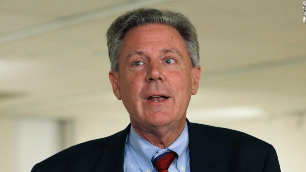 U.S. Rep. Frank Pallone of New Jersey, a Democrat, said he was concerned about the bidding process for using $25 million in Superstorm Sandy relief funds for a marketing campaign to promote tourism at the Jersey Shore.