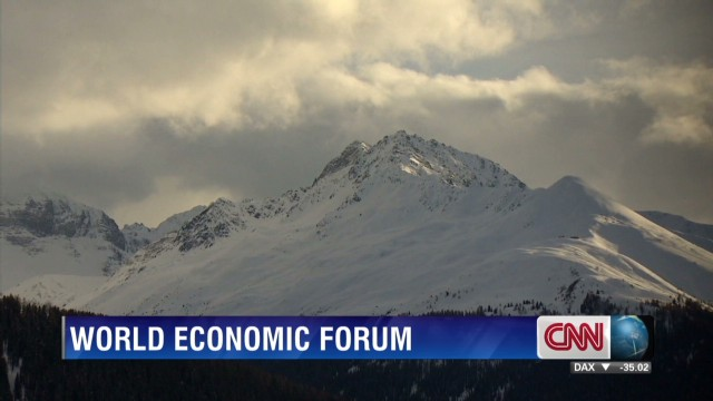 Mega-rich to discuss inequality in Davos