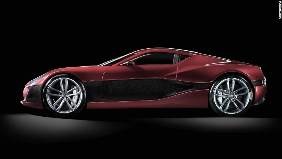 Could This Electric Car Soon Be The Fastest Supercar On Earth Cnn