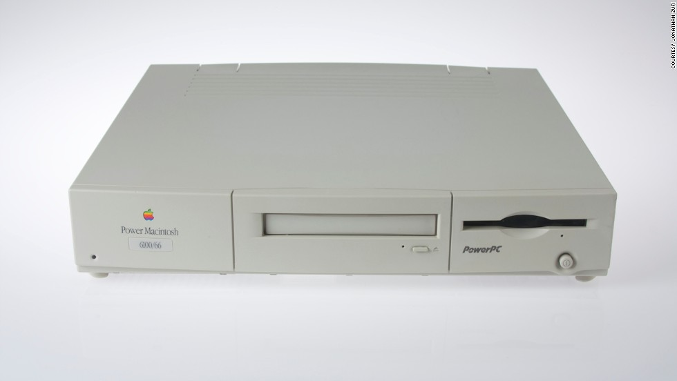 "1994's Power Macintosh 6100 was the first Mac to use the new Power PC processor built by IBM and Motorola. The first computer to run Apple's Mac OS9 operating system, it came in what came to be known as the ""pizza box"" design."