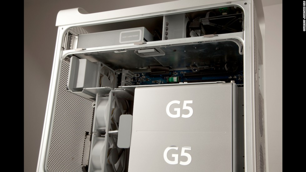 PowerMac G5 was Apple's name for its first 64-bit computer, which featured IBM's PowerPC G5 CPU. It was easily Apple's most powerful computer to date.