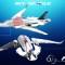 Sky Whale - skin